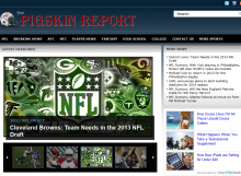 The Pigskin Report